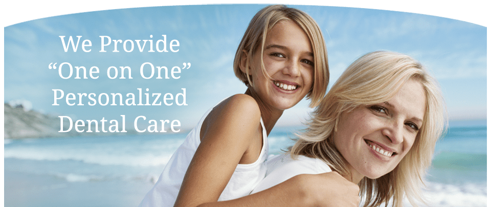 personalized dental care